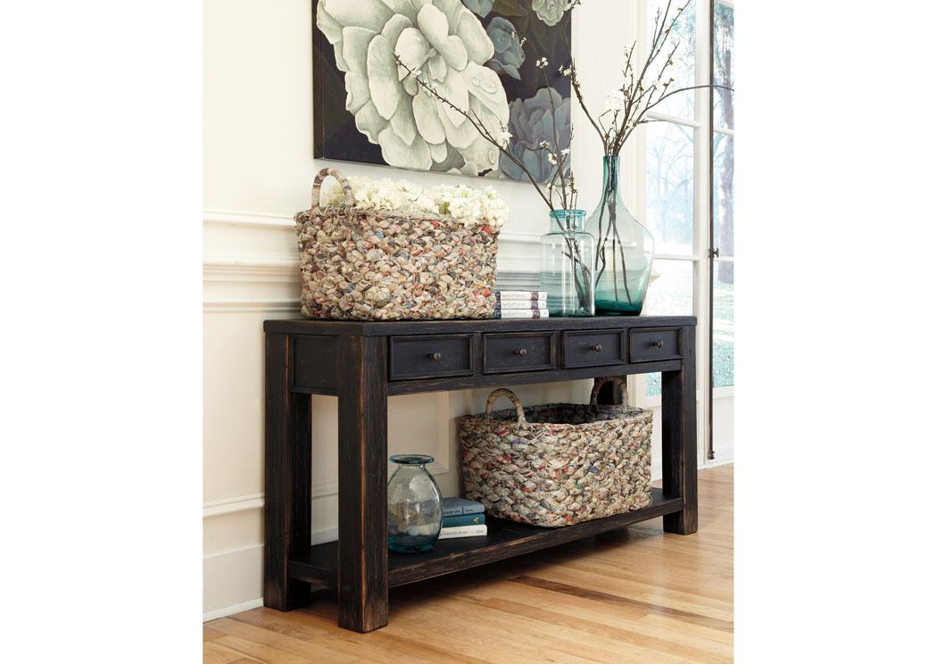 Ashley Mckenna End Table Sarah Furniture, Accessories & More   Houston, TX Gavelston Sofa Table