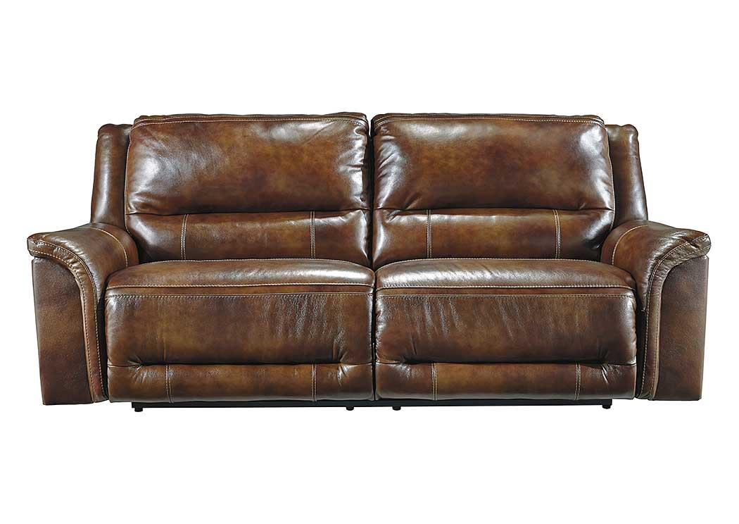 Furniture Palace Jayron Harness 2 Seat Reclining Power Sofa