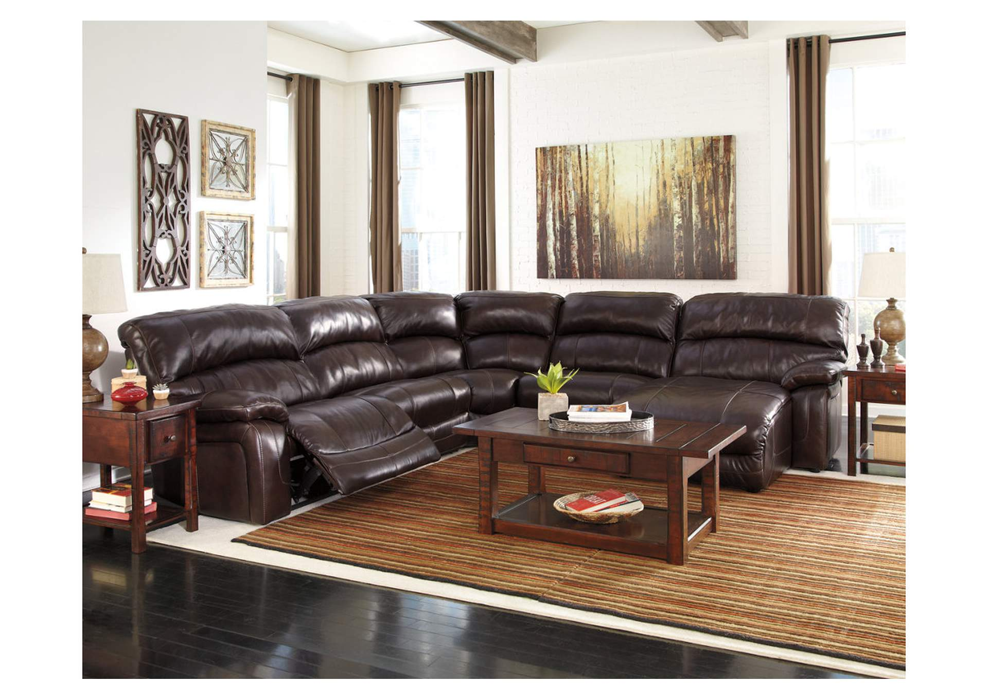 Austin 39 S Couch Potatoes Furniture Stores Austin Texas Damacio Dark Brown Reclining Right