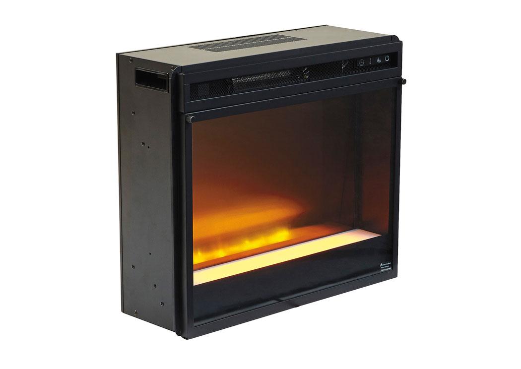 Mack 39 S Furniture Warehouse Glass Stone Led Fireplace Insert