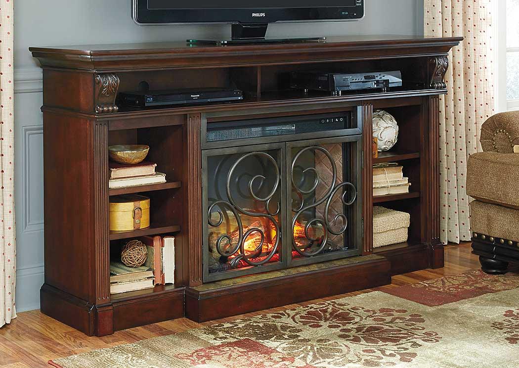 Oak Furniture Liquidators Alymere Extra Large TV Stand w