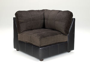 Hobokin Chocolate Corner Chair