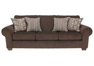 Doralynn Java Sofa