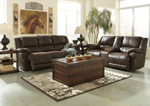 Garthay Sable Reclining Sofa & Loveseat