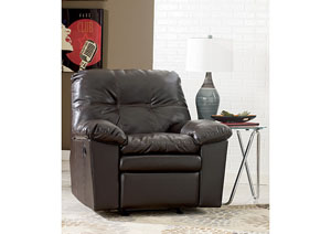 Jordon Java Rocker Recliner