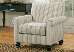 Furniture Liquidators Home Center Milari Linen Accent Chair