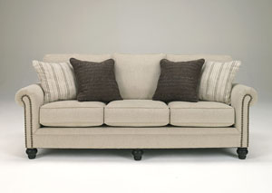 Milari Linen Sofa,Signature Design by Ashley