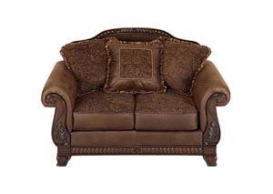 Bradington Loveseat,Ashley