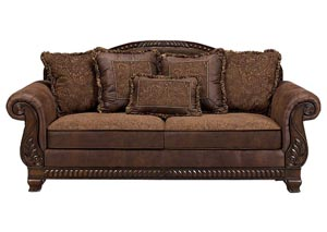 Bradington Sofa,Ashley