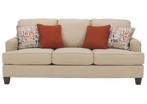 Deshan Birch Sofa