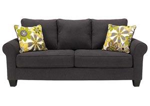 Nolana Charcoal Sofa,Benchcraft