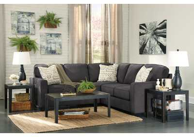 Alenya Charcoal Sectional