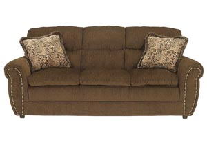 Cokato Chocolate Sofa