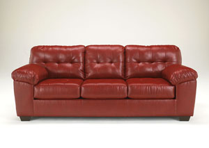Alliston DuraBlend Salsa Sofa,Signature Design by Ashley