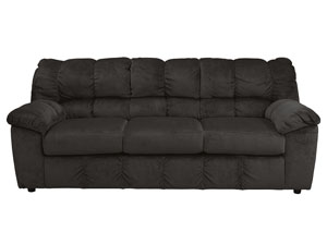 Julson Ebony Sofa,Signature Design by Ashley