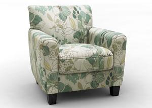 Daystar Seafoam Accent Chair,Signature Design by Ashley
