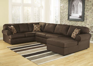 Cowan Cafe Right Facing Chaise End Sectional,Signature Design by Ashley