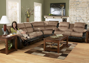 Presley Reclining Sectional