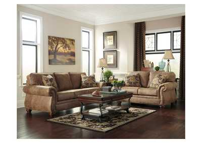 Larkinhurst Earth Sofa & Loveseat,Signature Design by Ashley