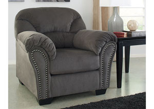 Kinlock Charcoal Chair,Signature Design by Ashley
