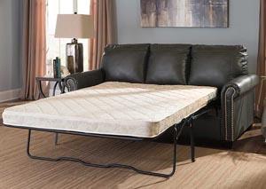 Lottie DuraBlend Slate Full Sofa Sleeper