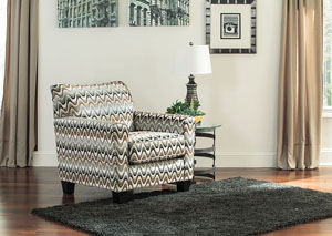 Gayler Steel Accent Chair,Benchcraft