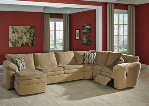 Coats Dune Right Facing Chaise End Sectional