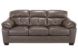 Bastrop DuraBlend Steel Sofa,Benchcraft