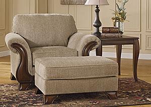 Lanett Chair & Ottoman