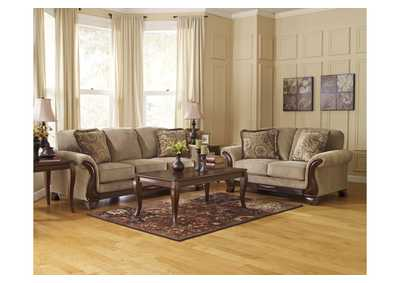 Lanett Sofa & Loveseat,Signature Design by Ashley