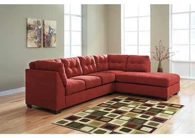 Maier Sienna Right Arm Facing Chaise End Sectional,Benchcraft