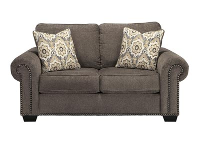 Emelen Alloy Loveseat,Benchcraft