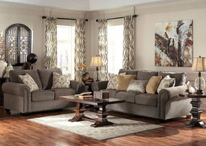 Furniture Liquidators Home Center Emelen Alloy Sofa Loveseat