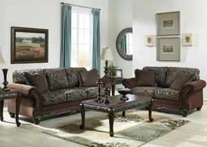 Grantswood Cocoa Sofa & Loveseat