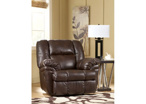 DuraBlend Brindle Rocker Recliner