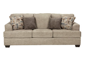Barrish Sisal Sofa,Benchcraft