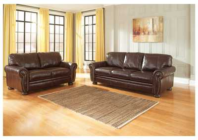 Banner Coffee Sofa and Loveseat,Signature Design by Ashley