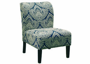 Honnally Sapphire Accent Chair,ABF Signature Design by Ashley