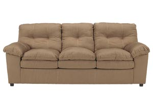 Mercer Mocha Full Sleeper Sofa