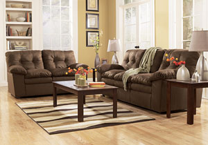Mercer Cafe Sofa & Loveseat