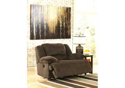 Toletta Chocolate Zero Wall Wide Seat Recliner
