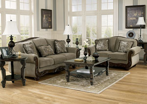 Martinsburg Meadow Sofa & Loveseat,Signature Design by Ashley