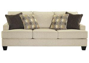 Brielyn Linen Sofa,Benchcraft