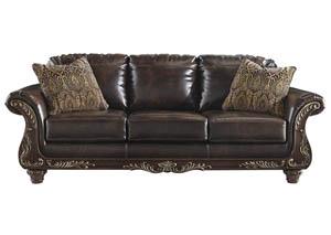 Vanceton Antique Sofa,Signature Design by Ashley