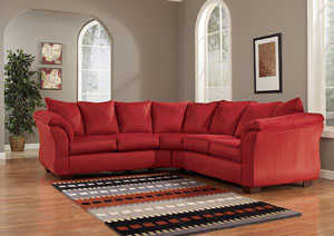 Darcy Salsa Sectional,ABF Signature Design by Ashley