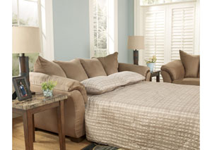 Darcy Mocha Full Sofa Sleeper,Signature Design by Ashley