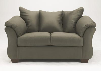 Darcy Sage Loveseat,Signature Design by Ashley