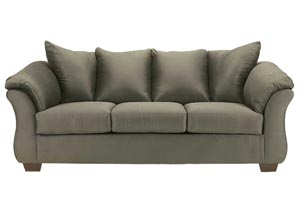 Darcy Sage Sofa,Signature Design by Ashley