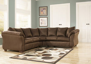 Darcy Cafe Sectional