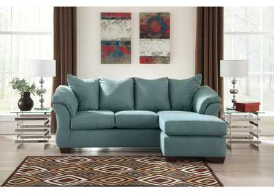 Darcy Sky Sofa Chaise,Signature Design by Ashley